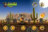 Johhny Revolver vs Zombies graveyard