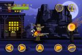 Johhny Revolver vs Zombies night